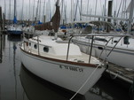 25 ft. Cape Dory Yachts CAPE DORY 25 Cruiser Boat Rental N Texas Gulf Coast Image 1