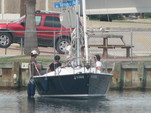 26 ft. Colgate 26 Cruiser Racer Boat Rental N Texas Gulf Coast Image 5