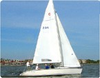 26 ft. Colgate Colgate 26 [26'] Cruiser Racer Boat Rental N Texas Gulf Coast Image 1