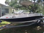 18 ft. Bayliner Marine Corp 175 BR(**) Bow Rider Boat Rental Tampa Image 2