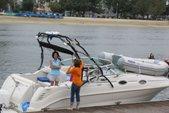 26 ft. Sea Ray Boats 240 SUNDANCER Cruiser Boat Rental Los Angeles Image 2