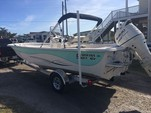21 ft. Carolina Skiff 218 Center Console Boat Rental Rest of Southeast Image 3
