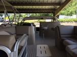 23 ft. G3 Boats V322GT VINYL(***) Pontoon Boat Rental Atlanta Image 3