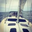 40 ft. Hunter Hunter 40.5 Cruiser Boat Rental West Palm Beach  Image 15
