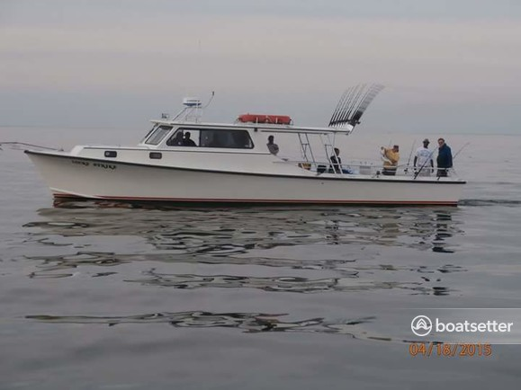 Rent a markley custom charter in deale md on boatbound for Deale md fishing charters
