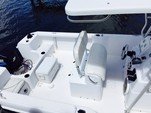 22 ft. Pro Line Boat Co 22 WALKAROUND Center Console Boat Rental Miami Image 12