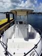 22 ft. Pro Line Boat Co 22 WALKAROUND Center Console Boat Rental Miami Image 14