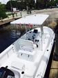 22 ft. Pro Line Boat Co 22 WALKAROUND Center Console Boat Rental Miami Image 11