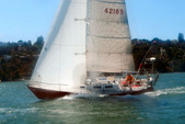 35 ft. J Boats Inc J/35/CU Cruiser Racer Boat Rental San Francisco Image 13