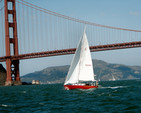 35 ft. J Boats Inc J/35/CU Cruiser Racer Boat Rental San Francisco Image 14