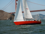 35 ft. J Boats Inc J/35/CU Cruiser Racer Boat Rental San Francisco Image 24