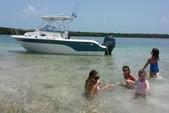 21 ft. Sea Fox 216 Voyager Cuddy Cabin Boat Rental Miami Image 1