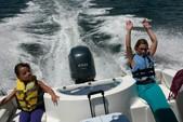 21 ft. Sea Fox 216 Voyager Cuddy Cabin Boat Rental Miami Image 4