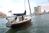 30 ft. Luders 30 Sloop Boat Rental New York Image 1