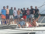 60 ft. Catana Ocean Class 582 Catamaran Boat Rental Miami Image 9