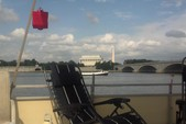 42 ft. Catamaran Cruiser 14x42 Aqua Cruiser Houseboat Boat Rental Washington DC Image 1