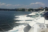 42 ft. Catamaran Cruiser 14x42 Aqua Cruiser Houseboat Boat Rental Washington DC Image 21