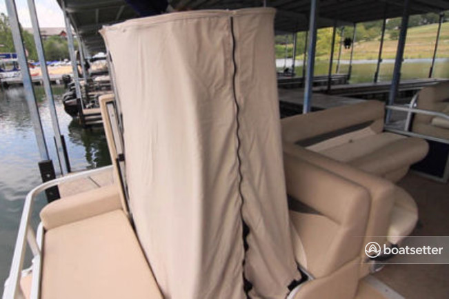 Rent A 2015 21 Ft Sun Tracker By Tracker Marine Party