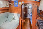 46 ft. Island Trader by Marine Trading Island Trader Ketch [46'] Ketch Boat Rental The Keys Image 2