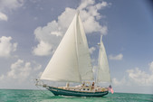 46 ft. Island Trader by Marine Trading Island Trader Ketch [46'] Ketch Boat Rental The Keys Image 5