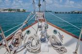 46 ft. Island Trader by Marine Trading Island Trader Ketch [46'] Ketch Boat Rental The Keys Image 6
