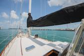 46 ft. Island Trader by Marine Trading Island Trader Ketch [46'] Ketch Boat Rental The Keys Image 8