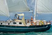 46 ft. Island Trader by Marine Trading Island Trader Ketch [46'] Ketch Boat Rental The Keys Image 9