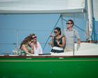 33 ft. Glander Sloop Sloop Boat Rental The Keys Image 5