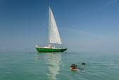 33 ft. Glander Sloop Sloop Boat Rental The Keys Image 8