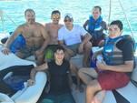 21 ft. Stardeck Aurora 2000 Deck Boat Boat Rental Miami Image 24