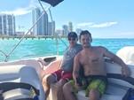 21 ft. Stardeck Aurora 2000 Deck Boat Boat Rental Miami Image 25