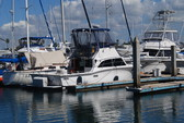 37 ft. Tiara Yachts 3600 Continental Offshore Sport Fishing Boat Rental San Diego Image 6