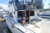 37 ft. Tiara Yachts 3600 Continental Offshore Sport Fishing Boat Rental San Diego Image 7