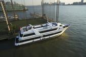 125 ft. Network Marine Dinner Boat Mega Yacht Boat Rental New York Image 1