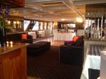 125 ft. Network Marine Dinner Boat Mega Yacht Boat Rental New York Image 6
