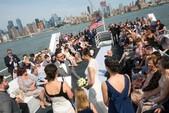 125 ft. Network Marine Dinner Boat Mega Yacht Boat Rental New York Image 14
