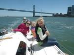 35 ft. Greg Elliott Elliott 1050 Cruiser Racer Boat Rental San Francisco Image 6