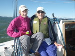 35 ft. Greg Elliott Elliott 1050 Cruiser Racer Boat Rental San Francisco Image 9