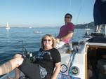 35 ft. Greg Elliott Elliott 1050 Cruiser Racer Boat Rental San Francisco Image 11