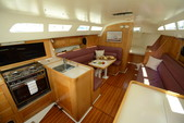 35 ft. Greg Elliott Elliott 1050 Cruiser Racer Boat Rental San Francisco Image 3