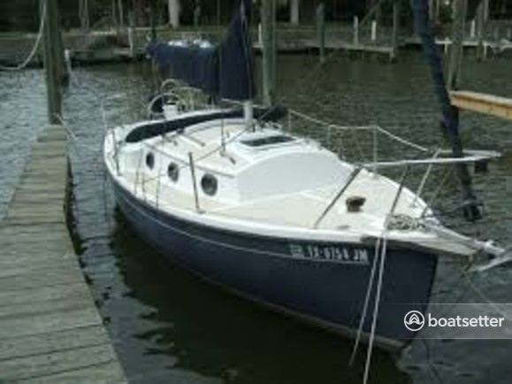 Rent A 1987 23 Ft Compac Cruiser In Mobile Al On Boatsetter