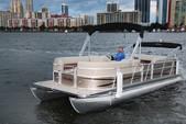 "22 ft. 24"" Bentley Pontoon Boat Pontoon Boat Rental Miami Image 12"
