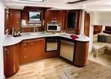 45 ft. Sea Ray Boats 44 Sundancer Express Cruiser Boat Rental Miami Image 11