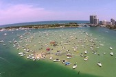 45 ft. Sea Ray Boats 44 Sundancer Express Cruiser Boat Rental Miami Image 35