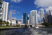 45 ft. Sea Ray Boats 44 Sundancer Express Cruiser Boat Rental Miami Image 46