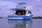 47 ft. Bertram Yacht 46 Convertible Convertible Boat Rental Miami Image 2