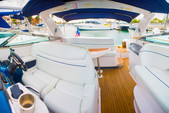 40 ft. Donzi Marine 39 ZSC Cruiser Boat Rental Los Angeles Image 1