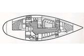 38 ft. Ericson 38-200 Sloop Boat Rental New York Image 6