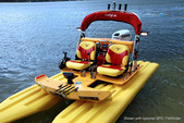 11 ft. CraigCat CraigCat E2 Elite w/25HP E-Tec Jet Ski / Personal Water Craft Boat Rental Rest of Northeast Image 1