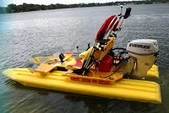 11 ft. CraigCat CraigCat E2 Elite w/25HP E-Tec Jet Ski / Personal Water Craft Boat Rental Rest of Northeast Image 2